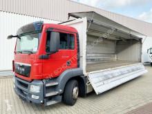 Камион фургон втора употреба MAN TGS 26.440 6x2-4 LL 26.440 6x2-4 LL Getränkewagen, EEV, Intarder, Lenkachse, LBW BÄR