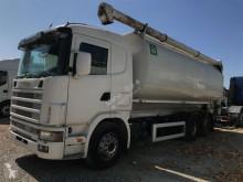 camion cisterna Scania