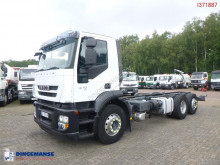 vrachtwagen Iveco AD260S31Y fuel tank 18.5 m3 / 5 comp / ADR 07/2019