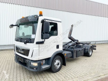 Ciężarówka Hakowiec MAN TGL 12.220 4x2 BL 12.220 4x2 BL City-Abroller, Euro 6 vorgesehen für L-Kran