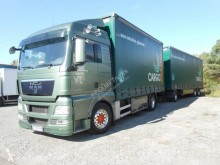 MAN TGX 18.480 truck used tautliner
