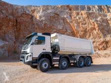 Voir les photos Camion Volvo FMX 430 8x4 / EuromixMTP TM20 HARDOX