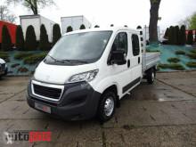 Camion benne Peugeot BOXERSKRZYNIA DOKA 7 MIEJSC SALON POLSKA SERWIS ASO [ 0889 ]