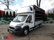 ciężarówka Peugeot BOXERPLANDEKA 10 PALET KLIMA WEBASTO TEMPOMAT PNEUMATYKA LEDY 1