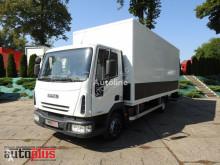 Camion Iveco EUROCARGO80E17 furgone usato