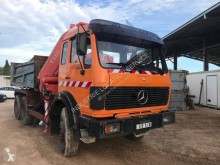Camion Mercedes 2628K benne occasion