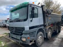 Camião Mercedes Actros 4141 basculante para obras usado