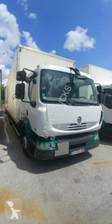 Used plywood box truck Renault Midlum 240 DXI