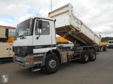Camion Mercedes Actros 3331 benă bilaterala second-hand
