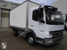 Used box truck Mercedes Atego 818 L