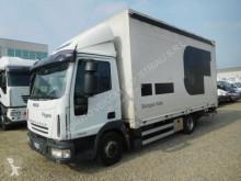 Camion Iveco Eurocargo 75E18 furgone usato