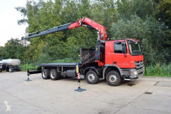 Camion plateau neuf Mercedes Actros 4144