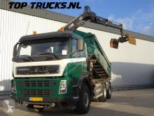 camion tri-benne Terberg