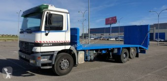 Camion Mercedes Actros 2531 porte engins occasion