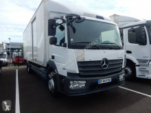Camion fourgon Mercedes Atego