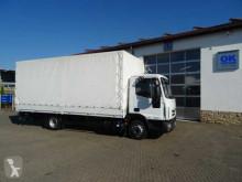 Camion savoyarde Iveco Eurocargo ML75E21 Pritsche/Plane + LBW Euro 6