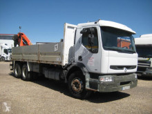 Renault standard flatbed truck Premium 340.26