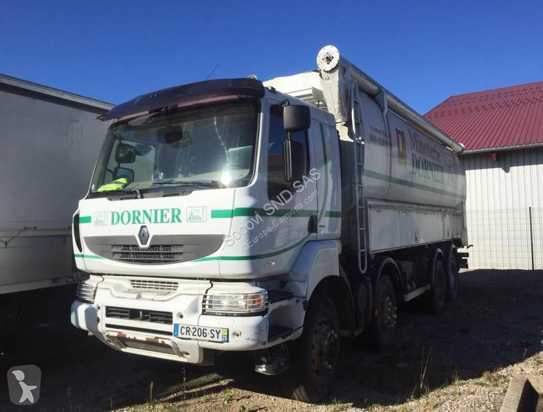 Voir les photos Camion Renault Kerax