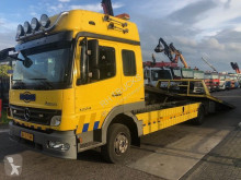 Camion Mercedes Atego 1224 porte voitures occasion