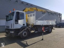 Iveco Eurocargo 190 EL 28 truck used three-way side tipper