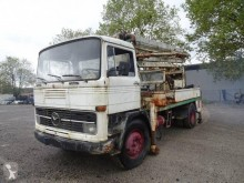 Mercedes 1113 truck used concrete pump truck