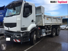 camion Renault 6X4 BIBENNE