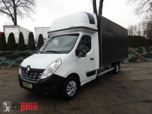 Camion savoyarde Renault MASTERPLANDEKA FIRANKA 10 PALET WEBASTO KLIMA TEMPOMAT PNEUMATY