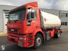 Camión cisterna hidrocarburos Iveco Eurotech 190E27