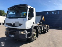 Camion polybenne occasion Renault Premium Lander 410 DXI