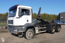 Camion polybenne MAN TGA 33.350