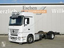 Used chassis truck Mercedes 1855 LL, 4x2, Megaspace, Leichtmetallfelgen