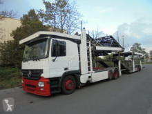 Camion Mercedes 2536 LL MIDLIFT porte voitures occasion