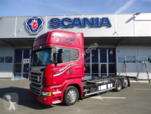 Camion fourgon Scania R 440
