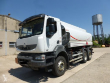 Camion Renault Kerax 370.26 (6X4) citerne hydrocarbures occasion