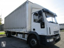 Iveco Eurocargo 180 E 25 truck used tautliner