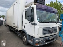 MAN TGL 12.210 truck used mono temperature refrigerated