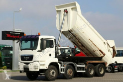 camião MAN TGS 35.440 /8X6 / TIPPER / MANUAL / HYDRO-FLAP /