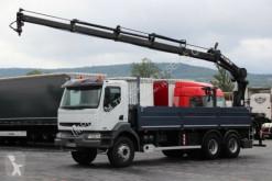 camion Renault KERAX 370 / 6X4 / CRANE HIAB 195 / RADIO CONTROL