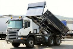 camião Scania P 380 / 6X4 / 2 SIDED TIPPER / BORTMATIC/ MANUAL