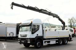 camión Iveco STRALIS 450 E5 EEV / 6X4 /CRANE HIAB 166/ REMOTE