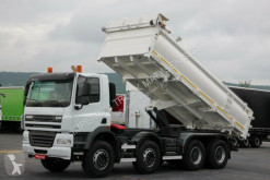camion DAF CF 85.410 / 8X4 / 2 SIDED TIPPER /BORTMATIC /