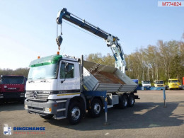 Camion Mercedes Actros 3243 benne occasion