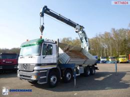Kamión Mercedes Actros 3243 korba ojazdený