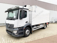 Camion fourgon Mercedes Antos 1830 L 4x2 1830 L 4x2 Tiefkühlkoffer, Trennwand, Carrier, LBW
