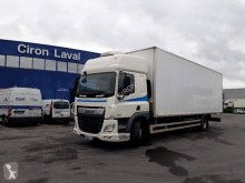 DAF CF 290 truck used moving box