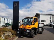 Camión Camion usado Unimog Mercedes-Benz U300 4x4 Hydraulik Standheizung