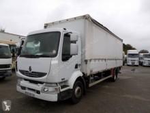 Camion rideaux coulissants (plsc) occasion Renault Midlum 180.13 DCI