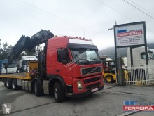 Used standard flatbed truck Volvo FM 440