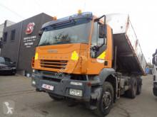 Camion benne occasion Iveco Trakker