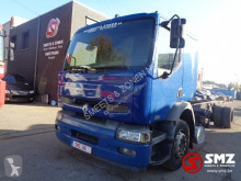 Renault Premium 400 truck used chassis